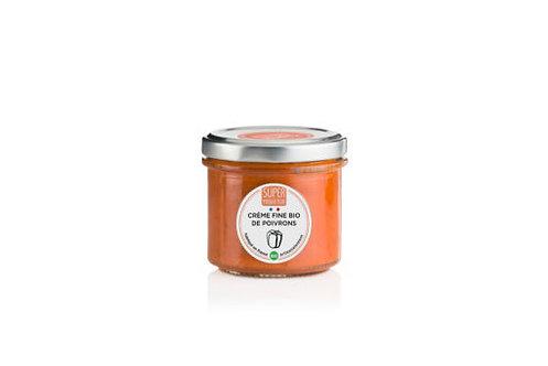 SuperProducteur Crème fine bio de poivrons