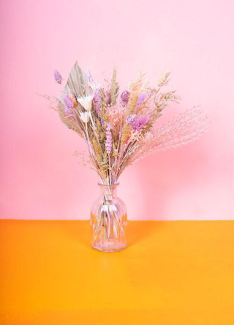 Petit bouquet de fleurs séchées - Peachy