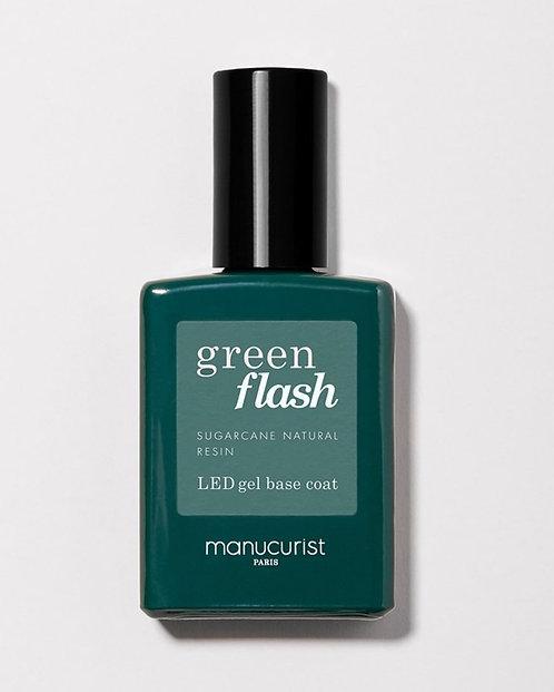 Base coat naturel Green Flash Manucurist