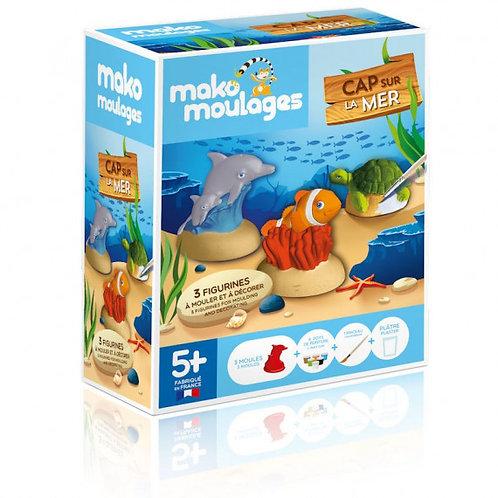 Mako Moulages Cap sur la mer