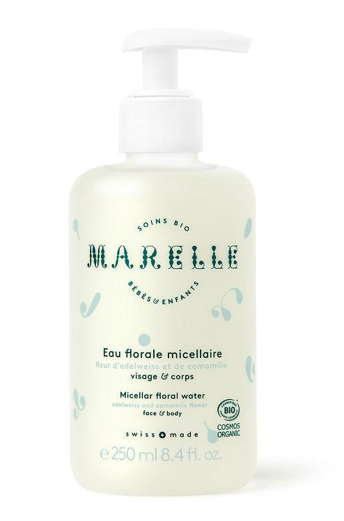 Eau florale micellaire 250ml  - Marelle Bio