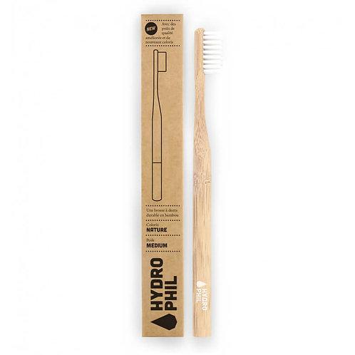 Brosse à dents médium en bambou