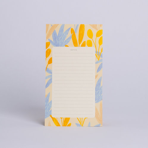 Bloc notes Pampa Season Paper