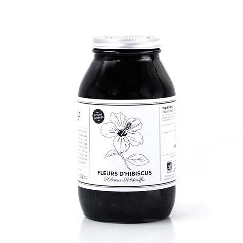 GreenMa Infusion Bio Fleurs d'Hibiscus