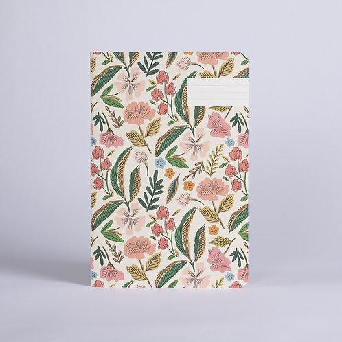 Carnet Herbier Season Paper