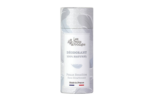 Déodorant 100% Naturel Peaux sensibles - Les Petits Prödiges