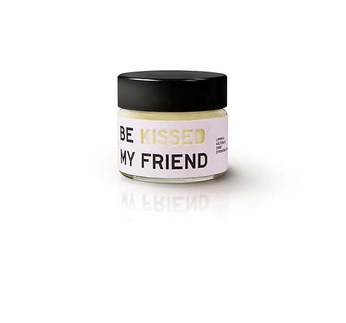 Baume lèvres naturel 15ml - Be Kissed my Friend