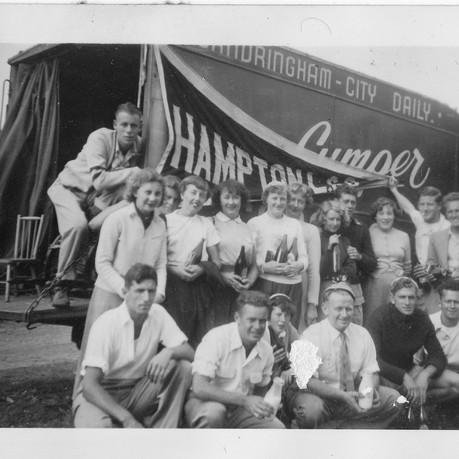 Hampton Comp Squad