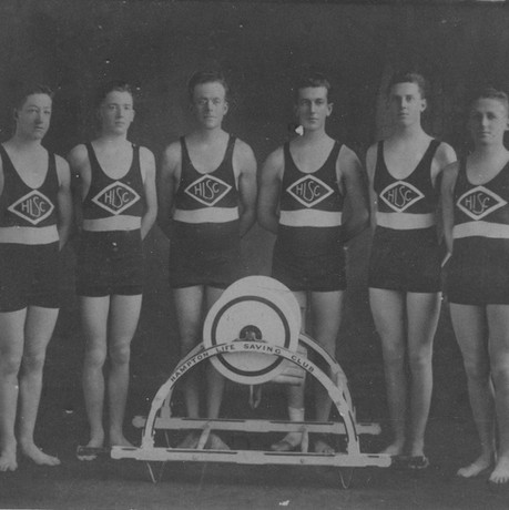 Early Belt and Reel Team