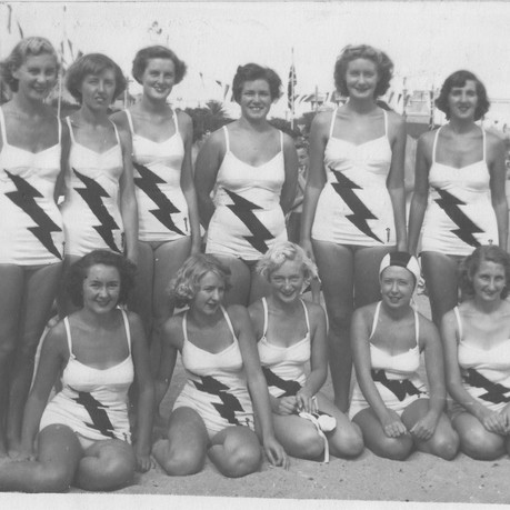 Hampton Women's Team