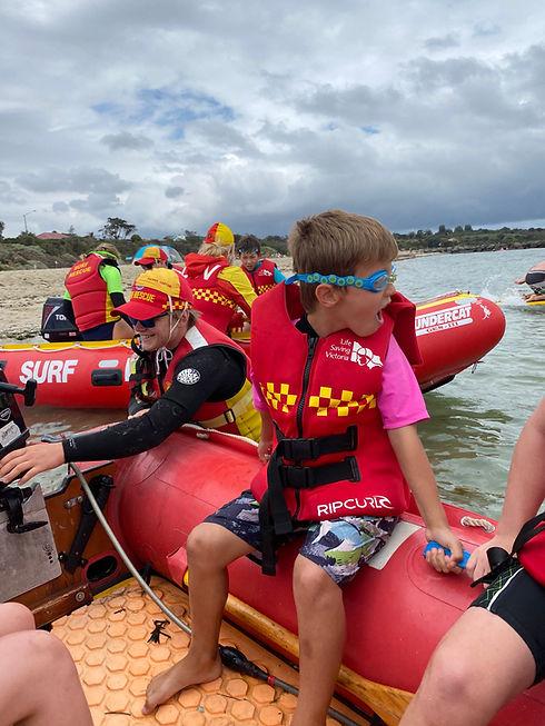 Hampton Life Saving IRB Patrol