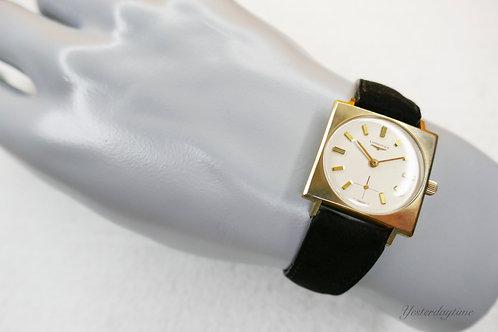 Longines 1950's Swiss 17 Jewel Gold Filled Gents Manual Watch