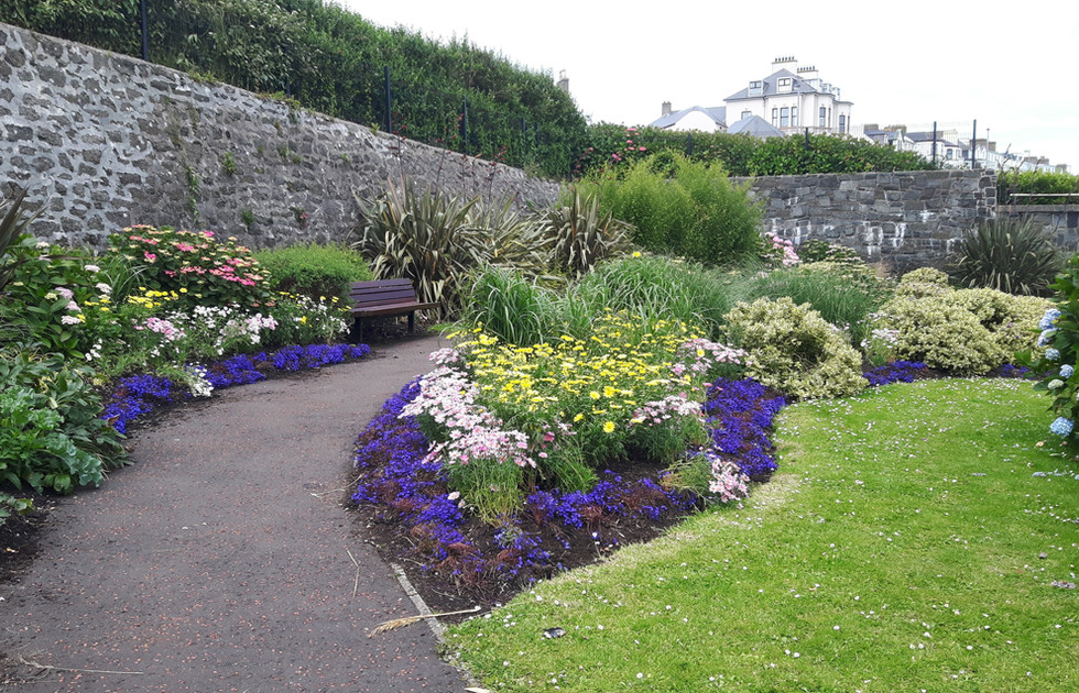 Antrim Gardens Portrush Walled Garden