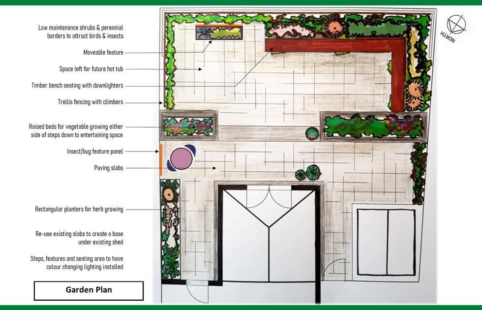 Garden Design Moira