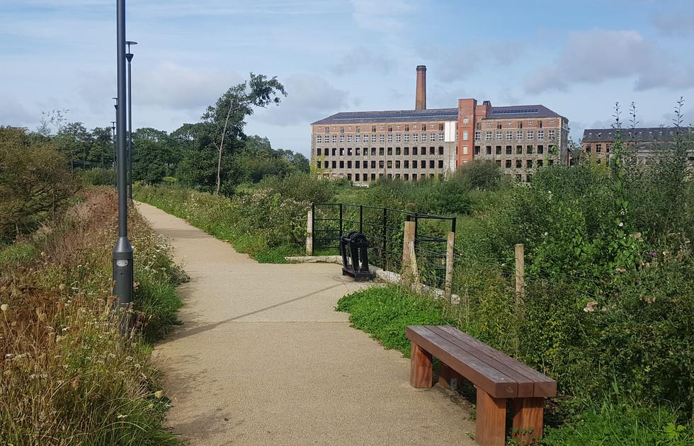 Gilford Riverside Walk