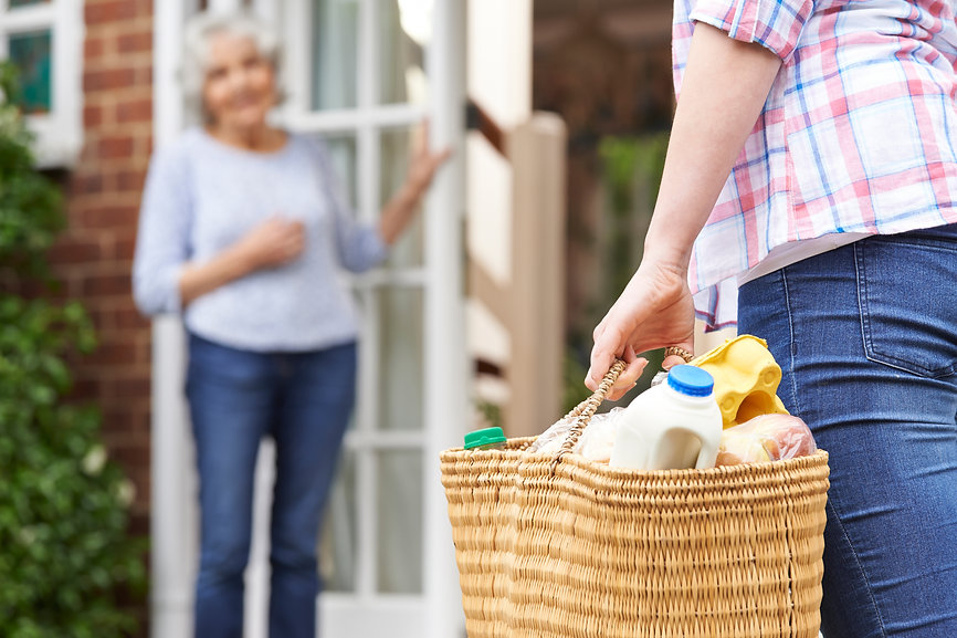 Pflege Haushalt Hilfe