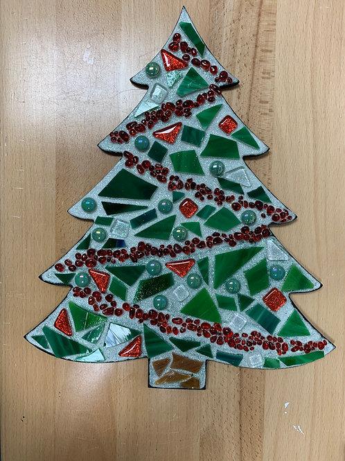 Mosaic Christmas Tree Kit