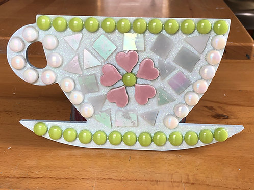Mosaic Teacup