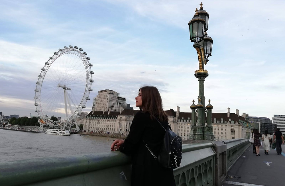 Sofia Disaster Londra