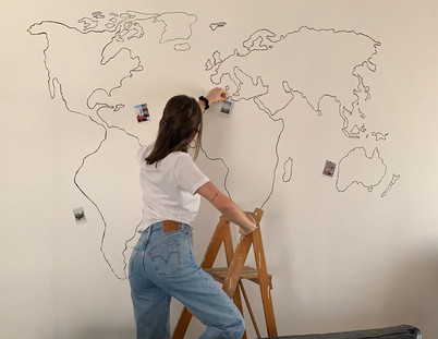 "Pamela Violanti - La ragazza ""Geograficamente Instabile"""