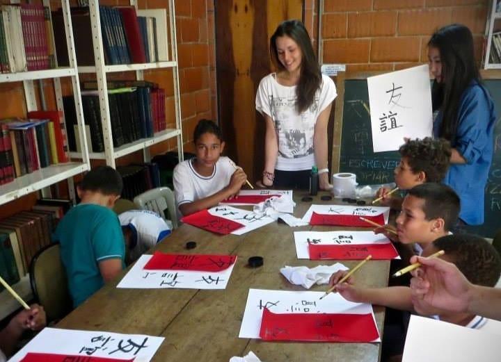 Volontariato in Brasile di Sara Martinel