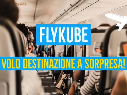 FlyKube: Prenotare un volo con destinazione a sorpresa!