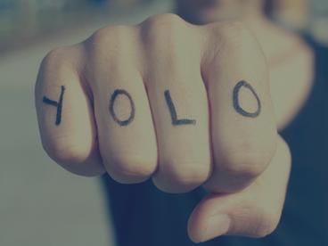 Generazione YOLO - Si vive una volta sola