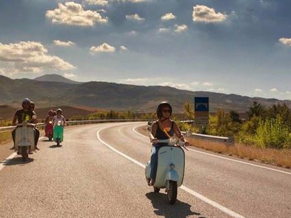 Girare la Toscana su mezzi d'epoca - Ottieni il buono benzina Vintage Tours