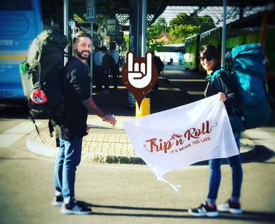 Il giro del mondo in 1013 giorni di Federica e Andrea @Trip'n'Roll