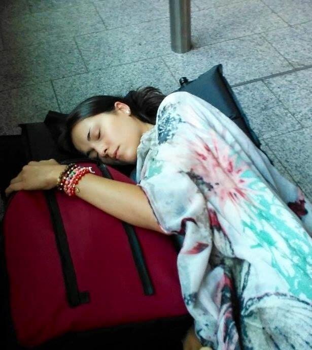 Viaggio in solitaria di Sara Martinel