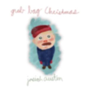 Grab Bag Christmas Josiah Austin Album Art by Elijah Austin