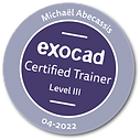 Badge_certified_trainer_Michael_Abecassi