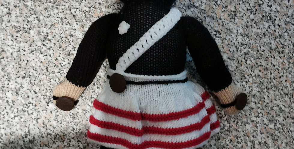 Knitted Nutter - Lady