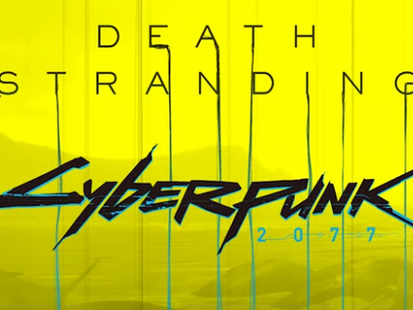 CROSSOVER WITH DEATH STRANDING FOR PC AND CYBERPUNK 2077 REVEALED