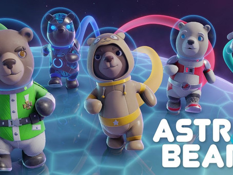 Cute And Competitive Party Game Astro Bears Heads To Nintendo Switch™ In Asia Next Week