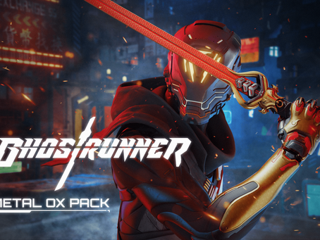 Ghostrunner Receives Free Modes, New Cosmetic DLC Today, Physical Switch Edition in Late June