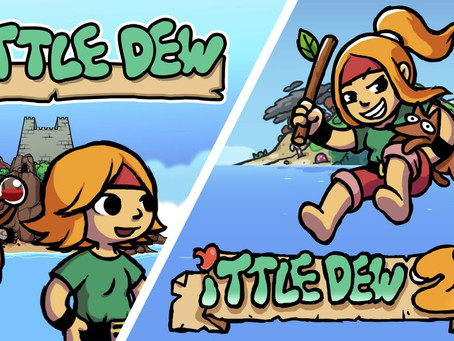 Classic Adventure Games Ittle Dew And Ittle Dew 2+ Sail To Nintendo Switch™ In Asia This Year