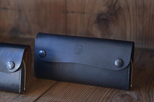 Roll wallet - Mad black -