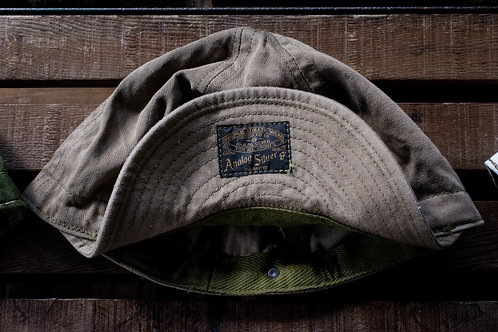 Cycle cap -olive-