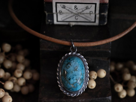 Order made pendant