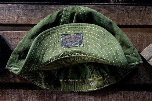 Cycle cap -green-