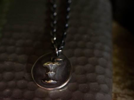 Order made pendant.