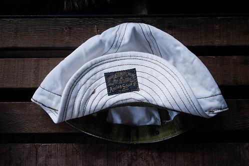 Cycle cap -white-
