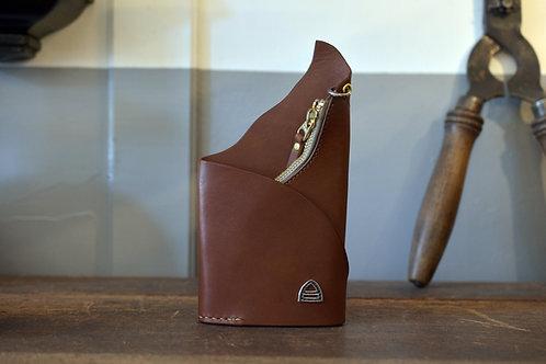 Mountain wallet  - Brown -