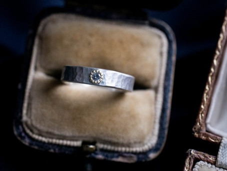 Order made ring.