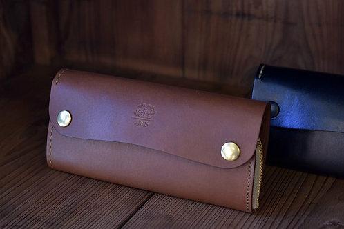 Roll wallet  - Brown -