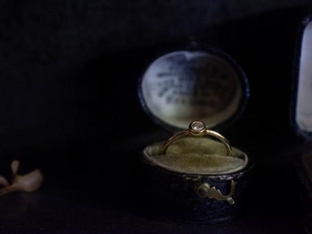 Engage & bridal ring.
