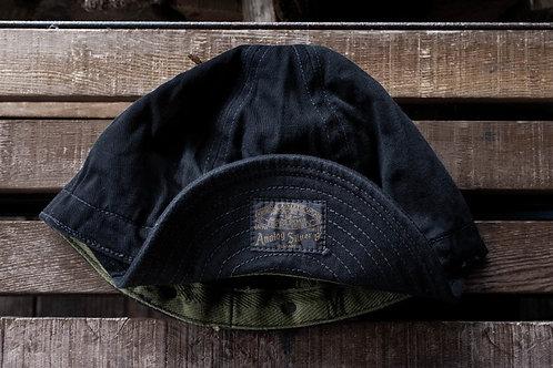 Cycle cap -black-