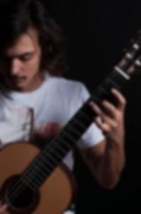 Clases particulares de guitarra en el barrio de Recoleta, Buenos Aires, Argentina