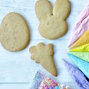 diy easter cookie kit